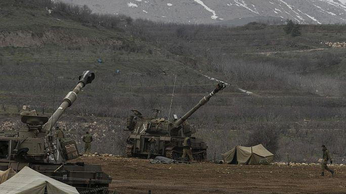 الجيش الإسرائيلي يبدي استعداده لحماية قرية درزية بسوريا