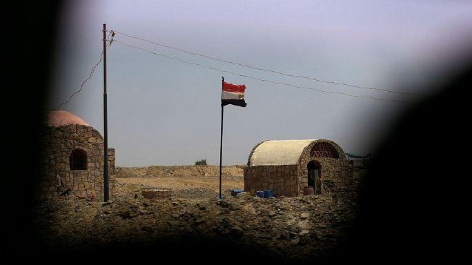 """""""أنصار الإسلام"""" تعلن مسؤوليتها عن هجوم الواحات في مصر"""