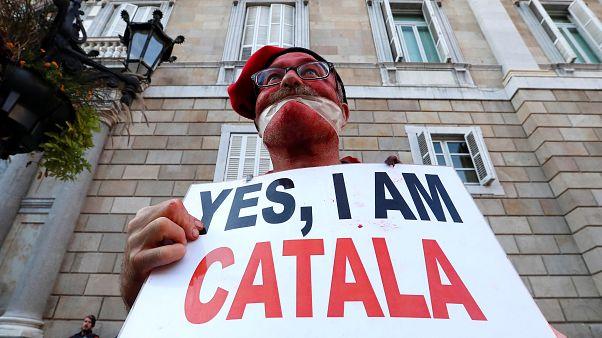 Blocages des indépendantistes catalans à la frontière franco-espagnole