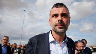 El exconseller Vila paga la fianza y recupera la libertad