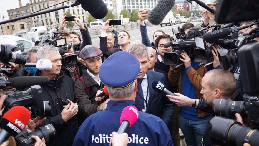 Police stop 'Islam safari' from visiting Brussels neighbourhood