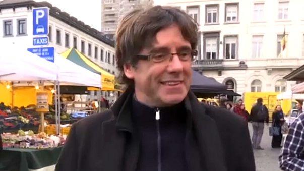 Carles Puigdemont visé par un mandat d'arrêt européen