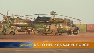 US pledges help to G5 sahel counter terrorism force [The Morning Call]