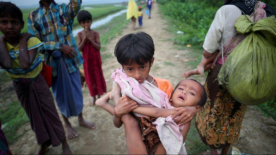 یونیسف: سوءتغذیه در میان کودکان روهینگیا افزایش یافته است