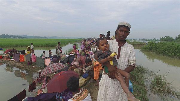 AB İnsani Yardım Komiseri Arakan'daki durumu etnik temizlik olarak nitelendirdi