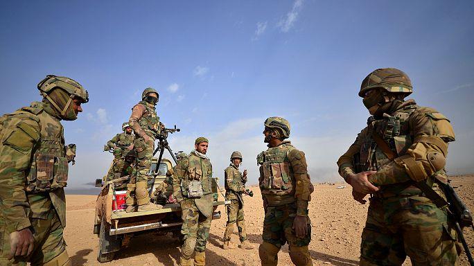 """تنظيم """"الدولة الإسلامية"""" الإرهابي في طريق الزوال"""