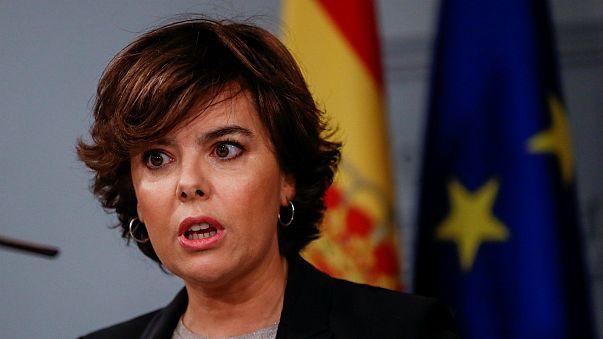 """من هي """"المرأة الحديدية"""" المكلفة بترويض إقليم كتالونيا؟"""