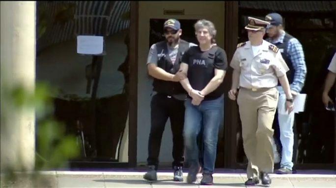 Detenido por corrupción el 'brazo derecho' de Kirchner