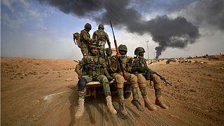 ارتش عراق داعش را از شهر القائم بیرون راند