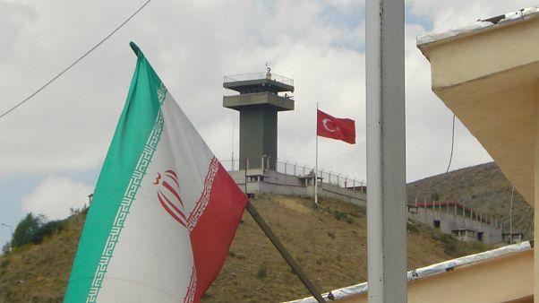 هشت نظامی ایران در مرز ترکیه کشته شدند