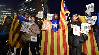 EU slammed for silence on Catalonia