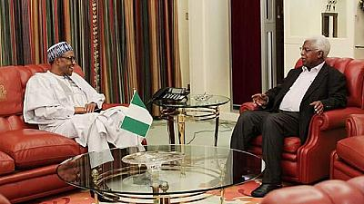 Buhari orders overseas treatment for ex-Nigerian vice-president