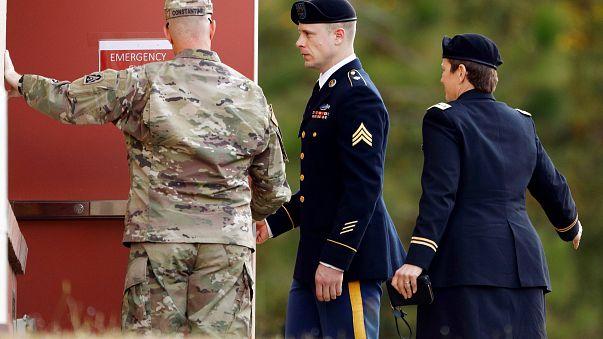"""Trump: """"sentença de Bergdahl é uma desgraça para o país e para o exército"""""""