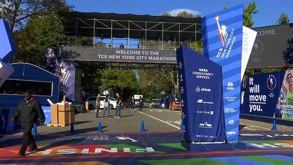 Példátlan készültség a New York-i maratonon