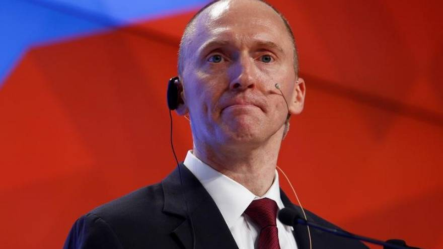 تقرير: مستشار بحملة ترامب الرئاسية التقى مسؤولين روس عام 2016