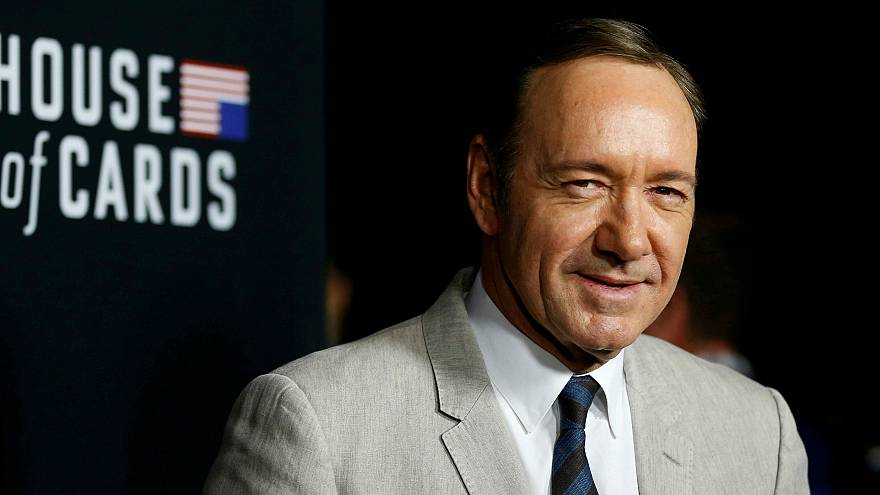 Netflix fires Kevin Spacey from House of Cards