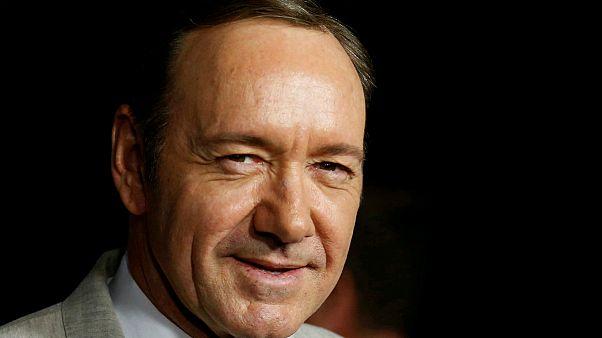 Netflix suspends work with Spacey
