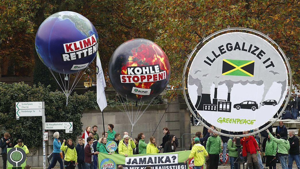 """#Klimademo in Bonn: """"Raus aus der Kohle, Frau Merkel"""" - 10 Tweets"""