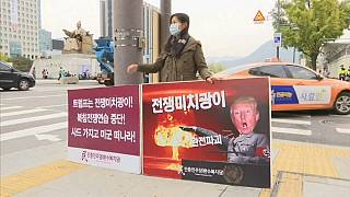 Hol bizakodva, hol aggodalmasan várják Trumpot Ázsiában
