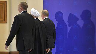 پیام های مستتر در اجلاس سه جانبه ایران، روسیه، آذربایجان