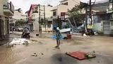 Al menos 19 muertos por el tifón Damrey en Vietnam