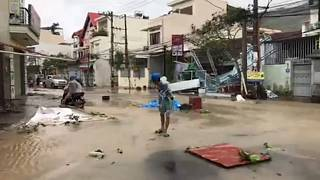 Typhoon Damrey claims lives in Vietnam