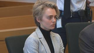 Image: Michelle Carter appears in court on Feb. 11, 2019.