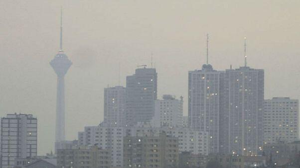 تشدید بحران آلودگی هوا در تهران، مشهد و لرستان
