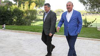 Entspannung? Sigmar Gabriel überraschend in der Türkei