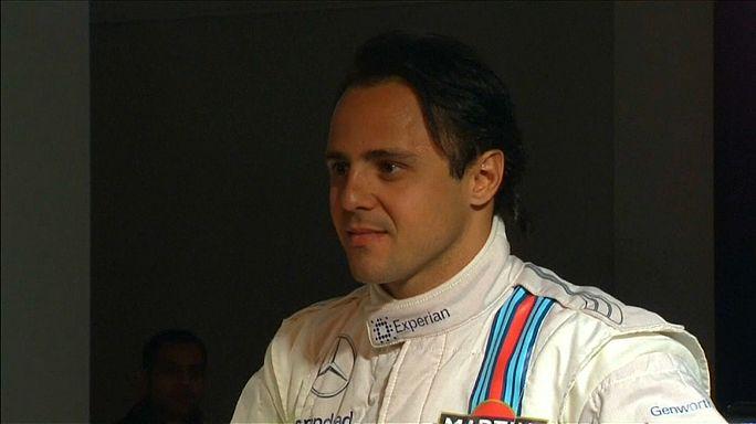 Felipe Massa cuelga el casco de la Fórmula 1