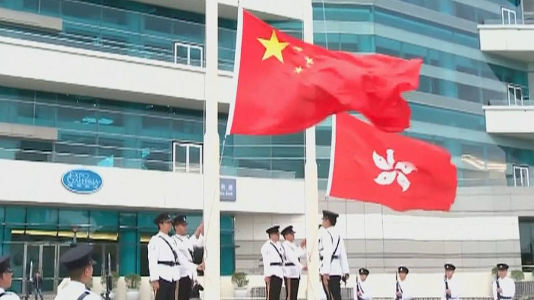 China: Wer die Hymne beleidigt, muss künftig bis zu drei Jahre in Haft