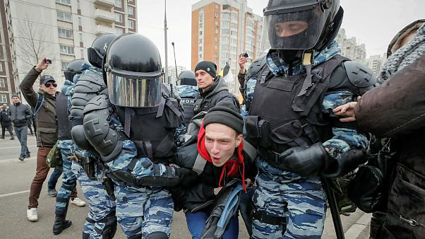 """Russian far-right """"Unity Day"""" march called off"""