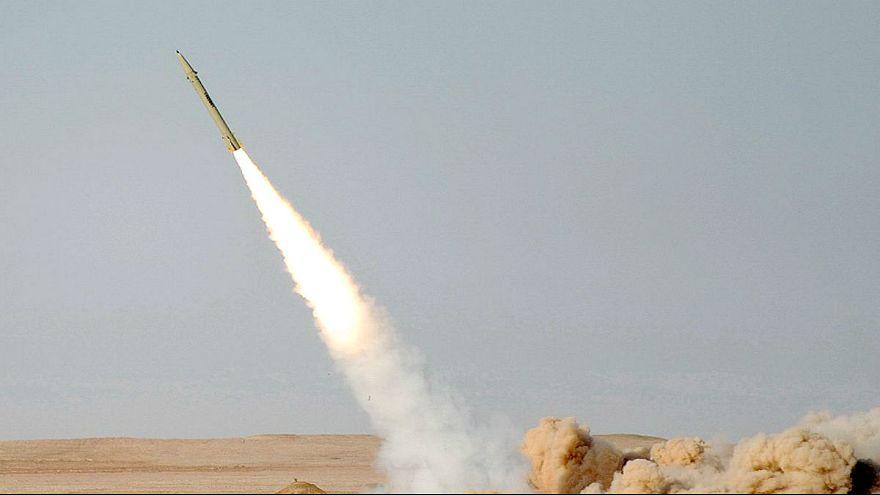 عربستان از انهدام موشک شلیک شده از یمن در نزدیکی ریاض خبر داد