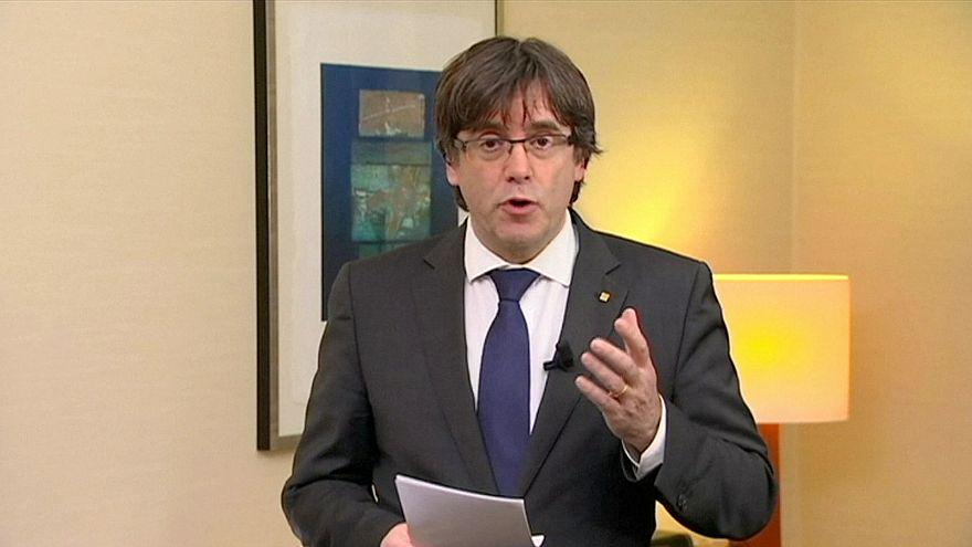 Puigdemont y los exconsejeros catalanes serán detenidos antes de que se designe un juez
