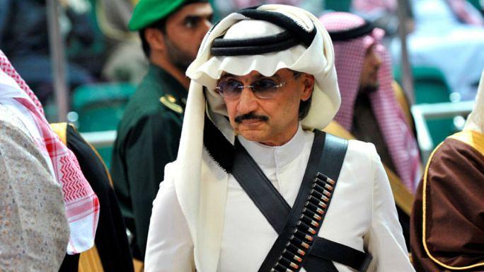 اعتقال أمراء ورجال أعمال في السعودية بتهم الفساد