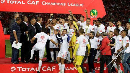 Moroccan side, Wydad Casablanca crowned African champions