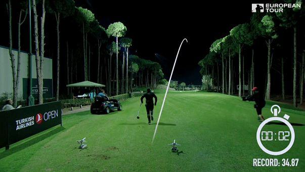Самые быстрые гольфисты