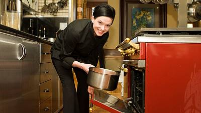 South African is named best female chef in the world