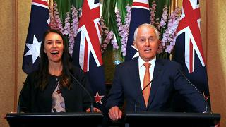 Австралия отказалась принять беженцев