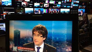 Puigdemont faces possible detention in Belgium on European Arrest Warrant