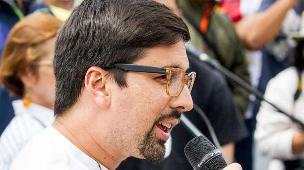 Venezuela: a chílei követségen keresett menedéket egy ellenzéki vezető