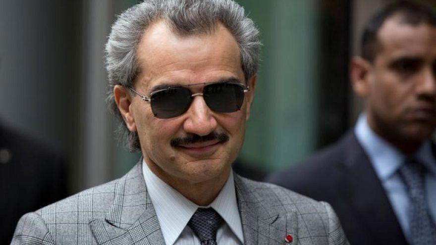 من هو الوليد بن طلال المحتجز في السعودية؟
