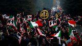 حزب يميني يحتج في روما ضد قانون قد يمنح الجنسية لأطفال المهاجرين