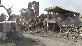 Ruins ISIL's only legacy in Deir El-Zour