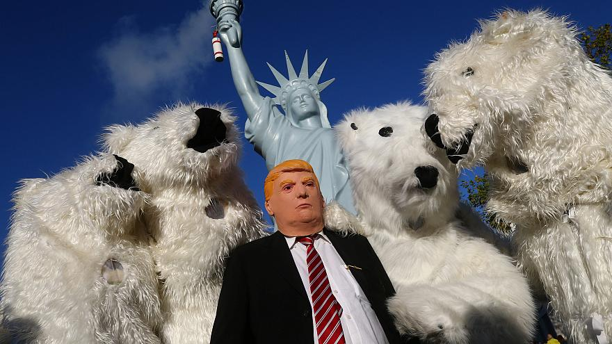 Σε κλοιό διαδηλώσεων η Βόννη εν όψει της COP23
