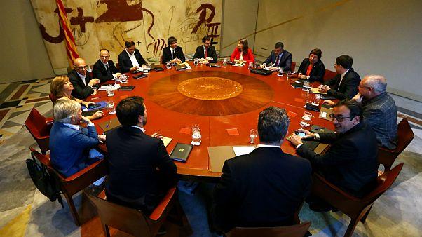 Crise espanhola na Catalunha: cronologia