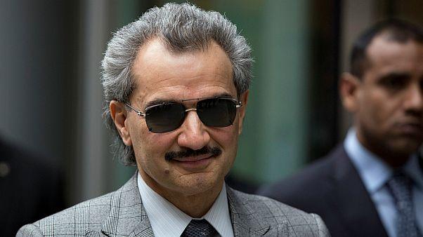 Who is Prince Alwaleed bin Talal?