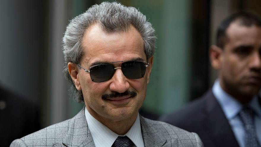 Who is Prince Alwaleed bin Talal?