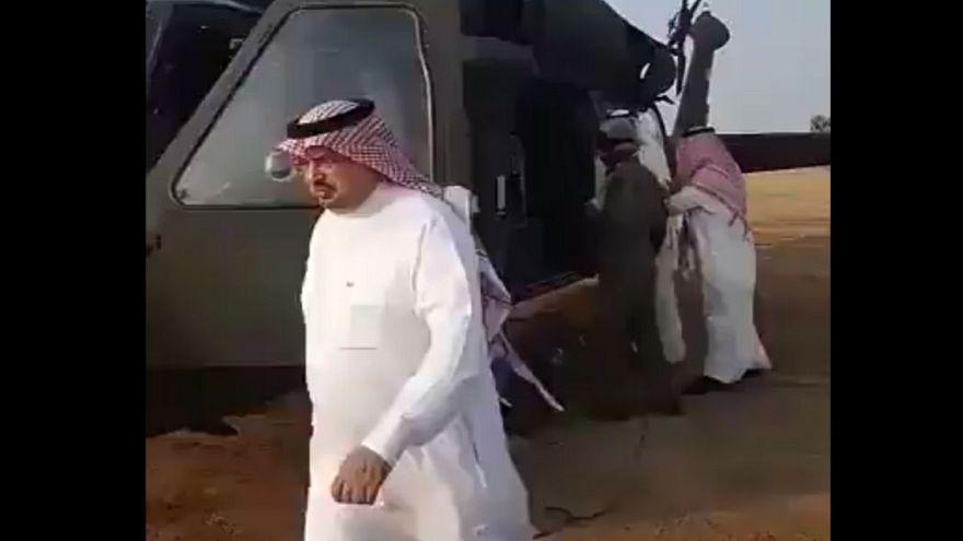 السعودية: مقتل نائب أمير منطقة عسير في تحطم طائرة هليكوبتر قرب اليمن