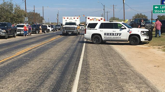 Texas church shooting: what we know